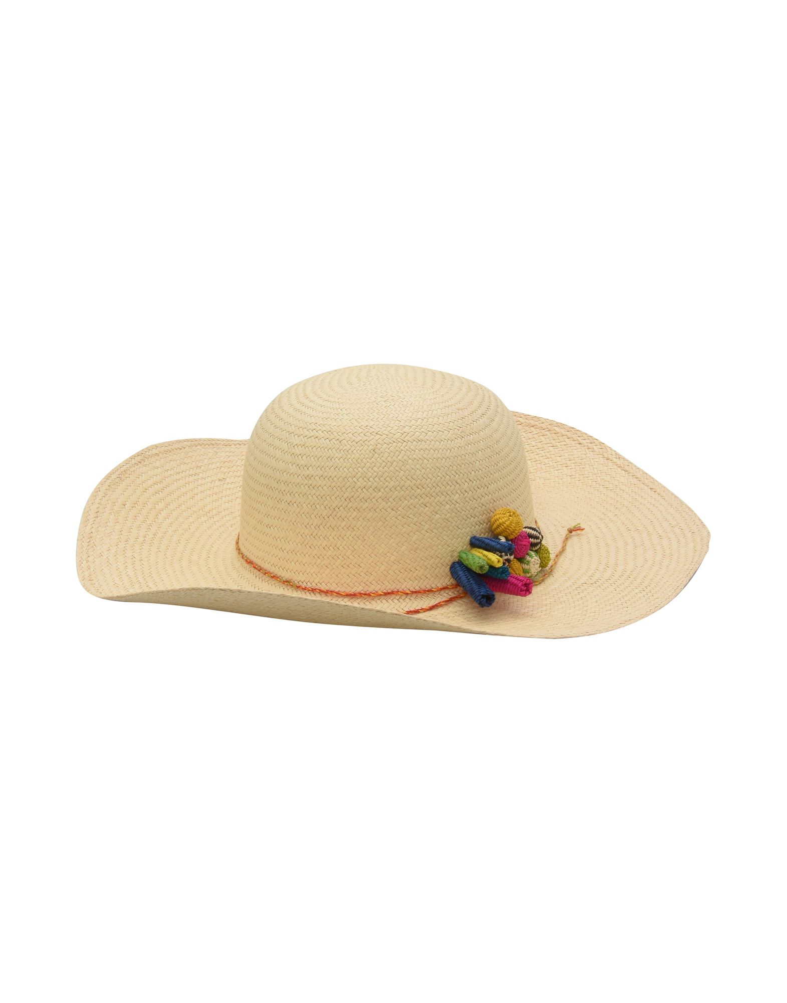 Cappello Guanabana Pamela Tropical White - Donna - Acquista online su
