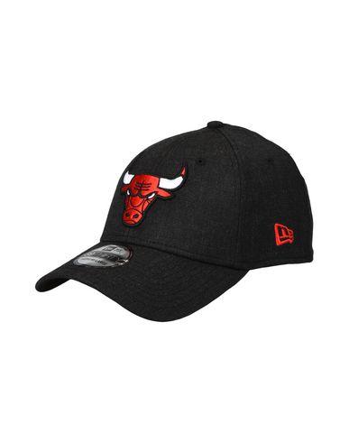 Cappello New Era Heather Team 39Thirty Chicago Bulls - Uomo ... 8c2d5586ce2d