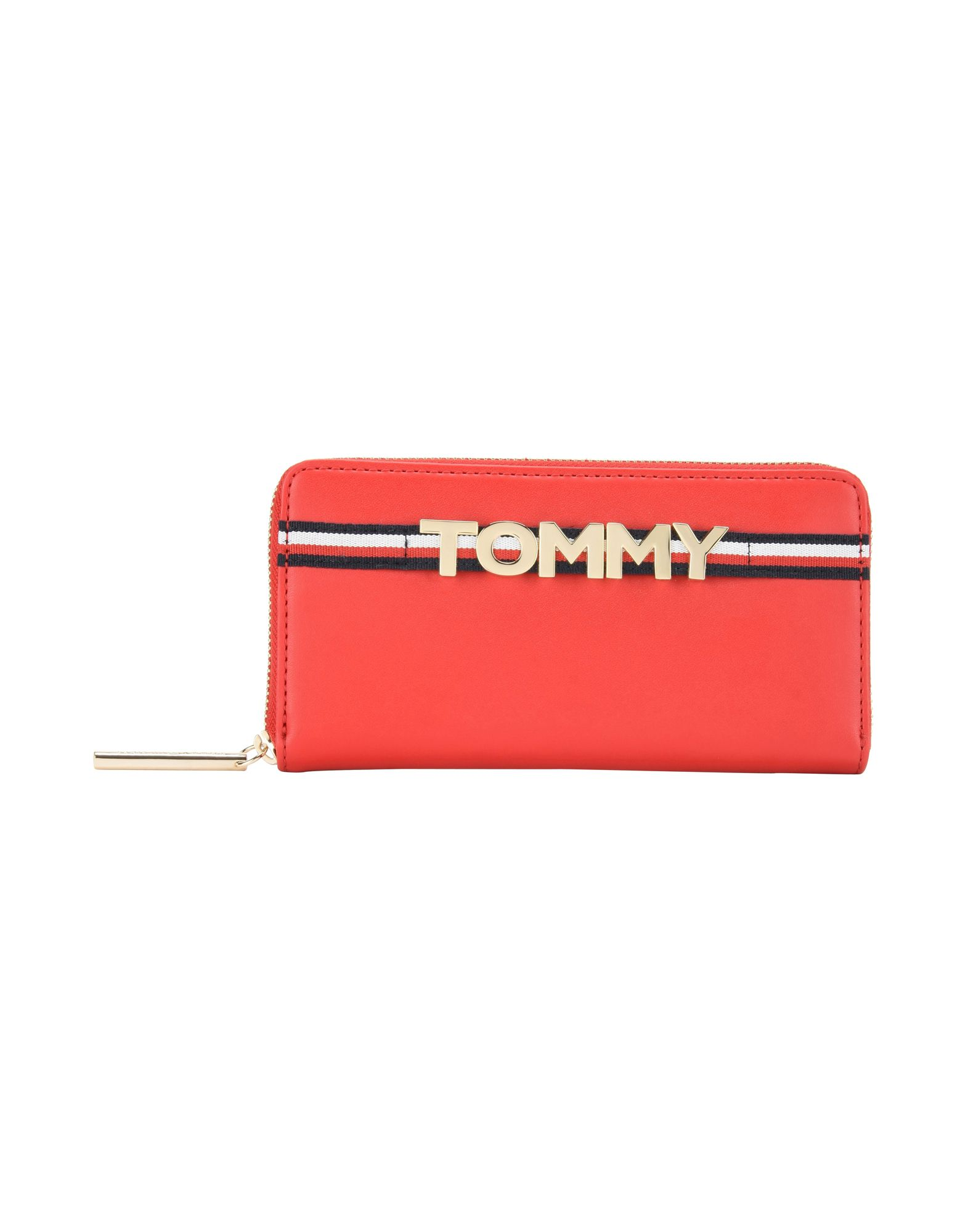 Portafoglio Tommy Hilfiger Corporate Highlight Leather Za Wlt - Donna - Acquista online su