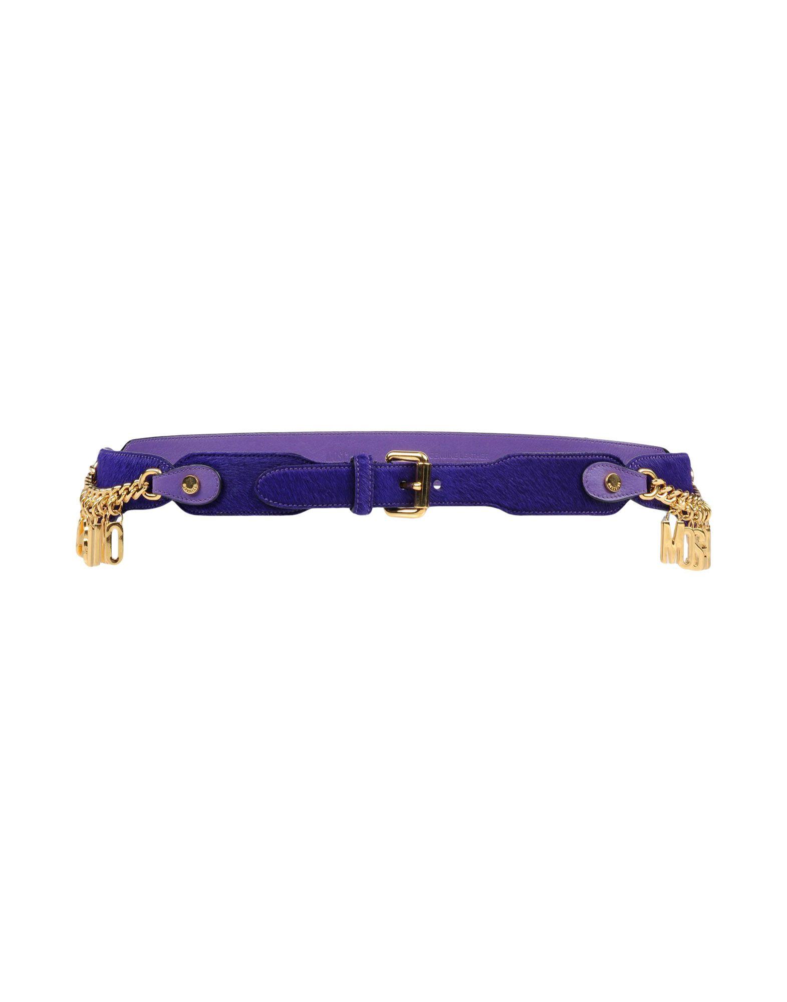 Cintura Regular Moschino Donna - Acquista online su