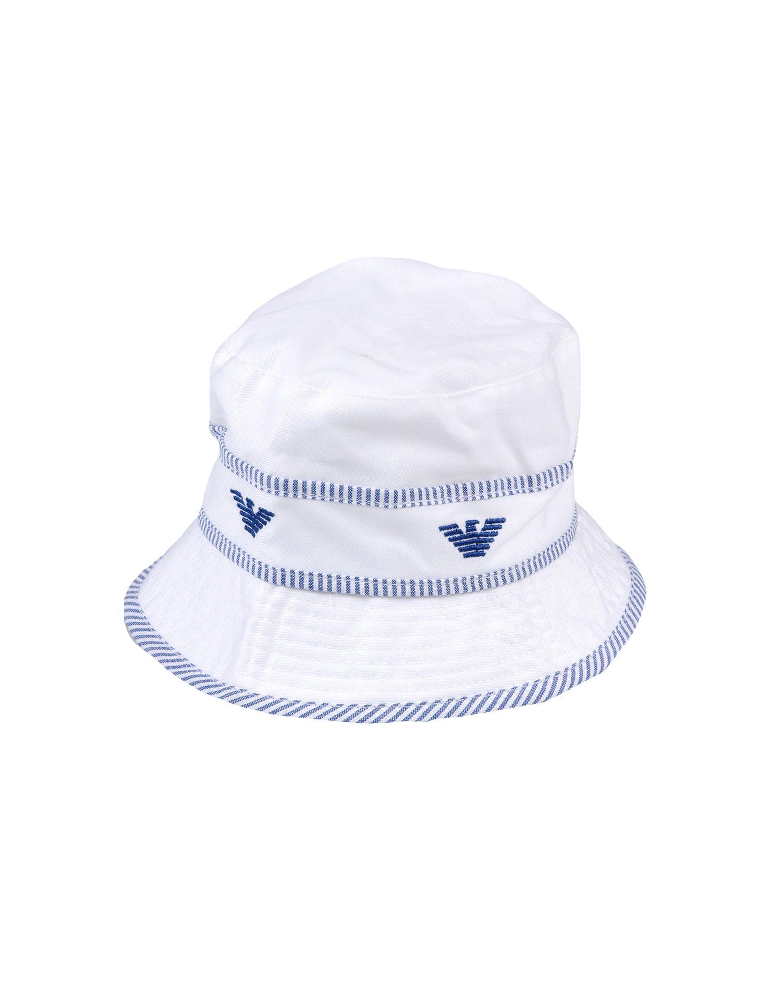 f8a489c351bfe0 Armani Junior Hat Boy 0-24 months online on YOOX United Kingdom