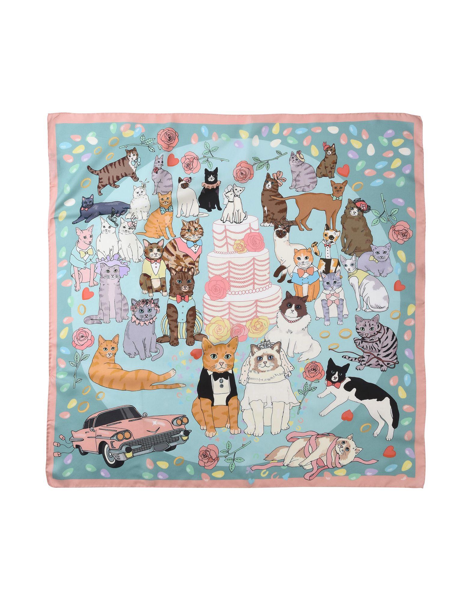 Foulard Karen Mabon Confetti - Donna - Acquista online su