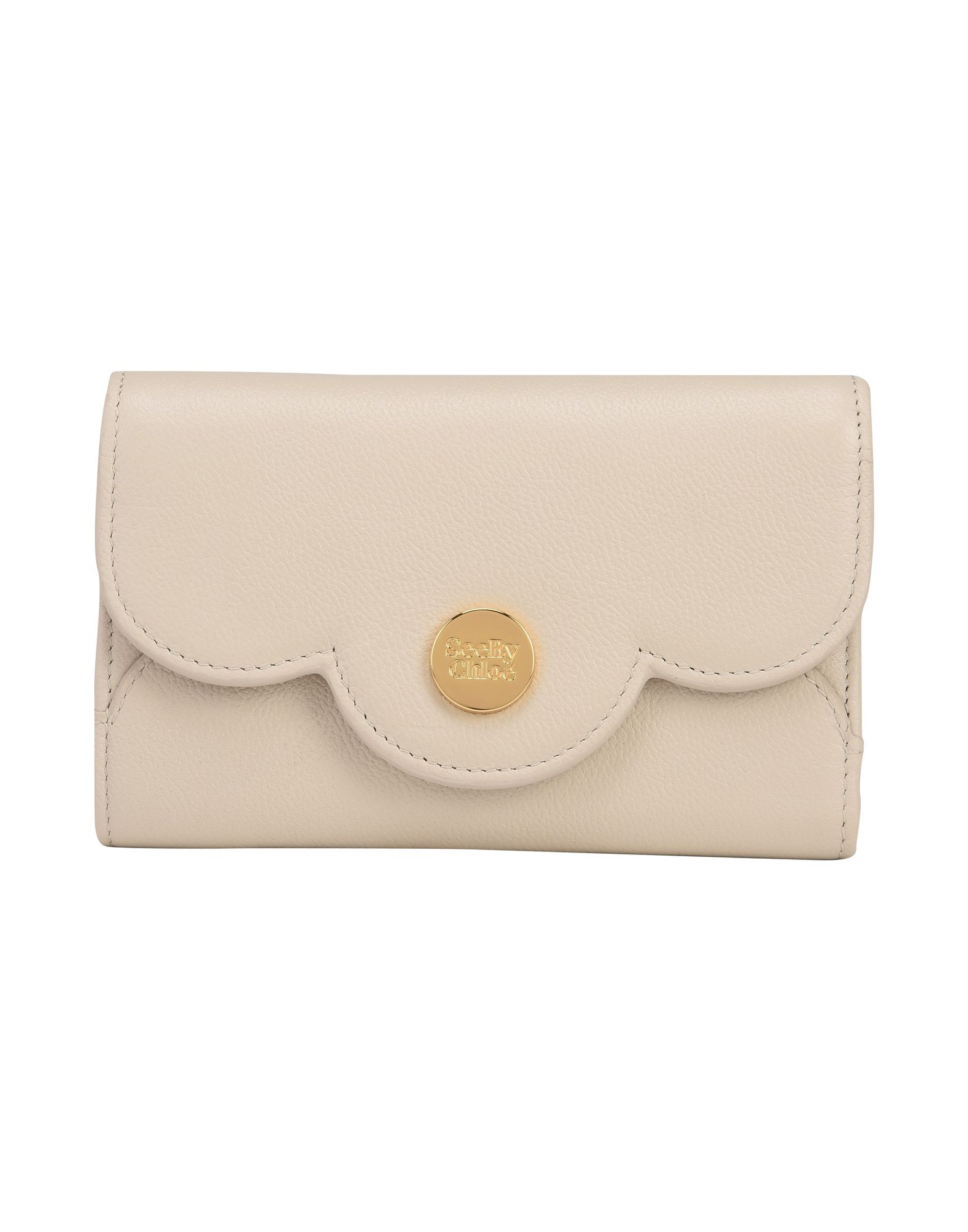 562b5ac75c Portafoglio See By Chloé Polina Small Medium Wallet - Donna - Acquista  online su YOOX - 46576732