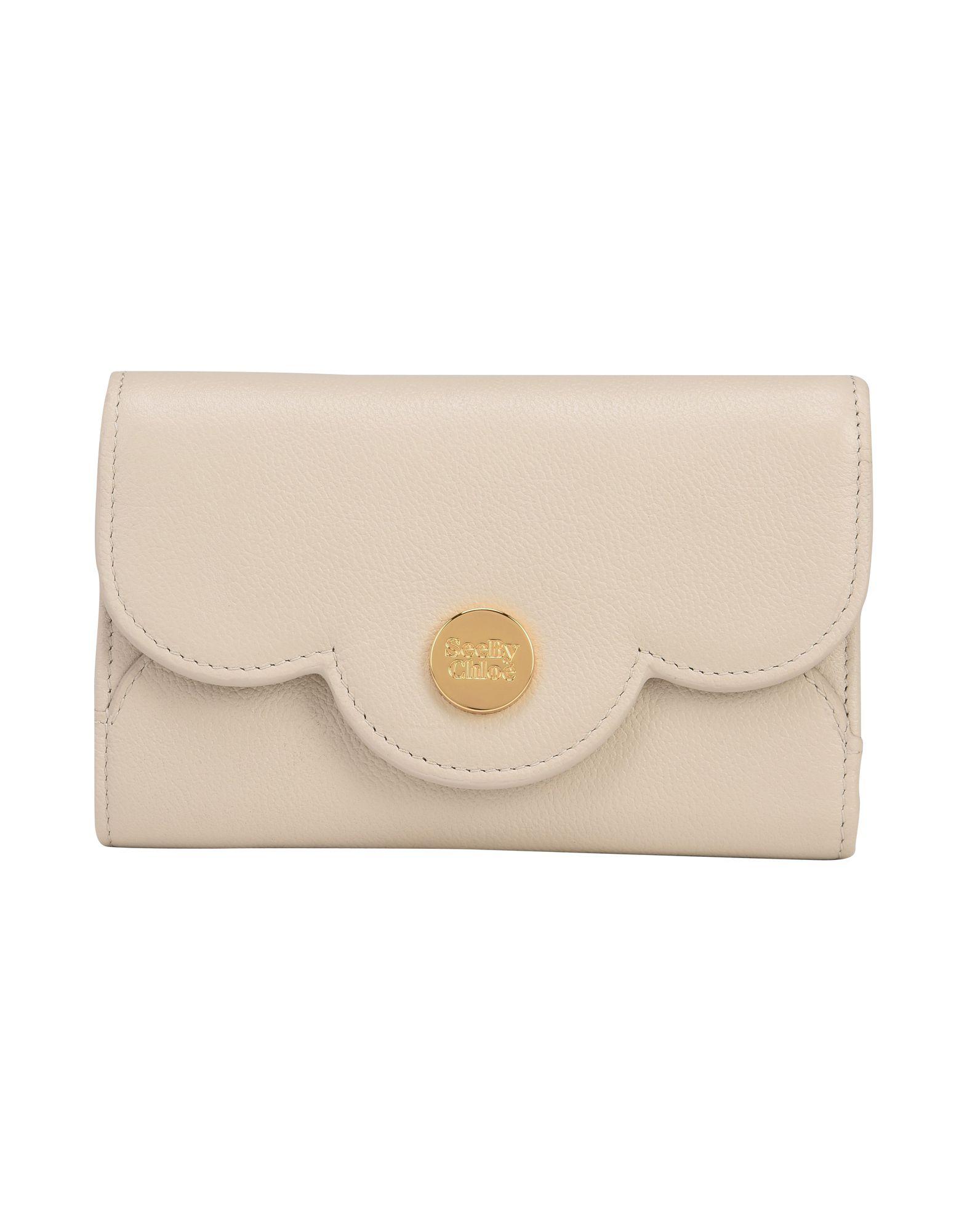 Portafoglio See By Chloé Polina Small Medium Wallet - Donna - Acquista online su
