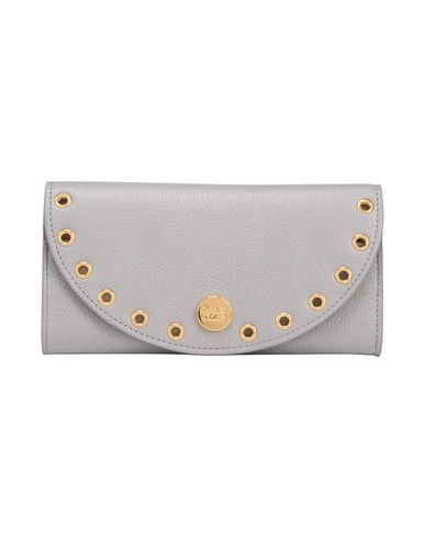 Portefeuille See By Chloé Kriss Flat Wallet With Flap - Femme ... 832046d84ea