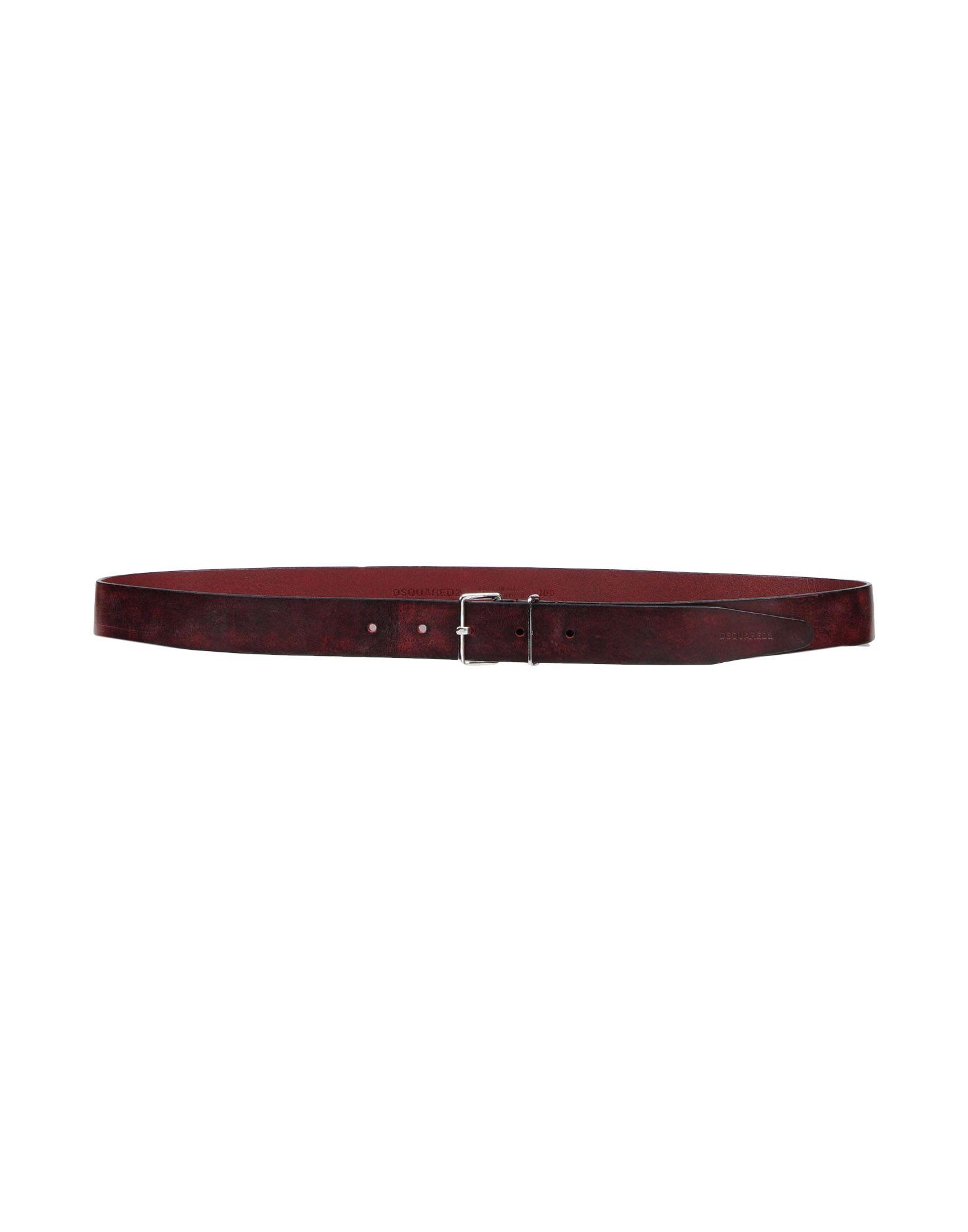 Cintura In Pelle Dsquared2 Donna - Acquista online su