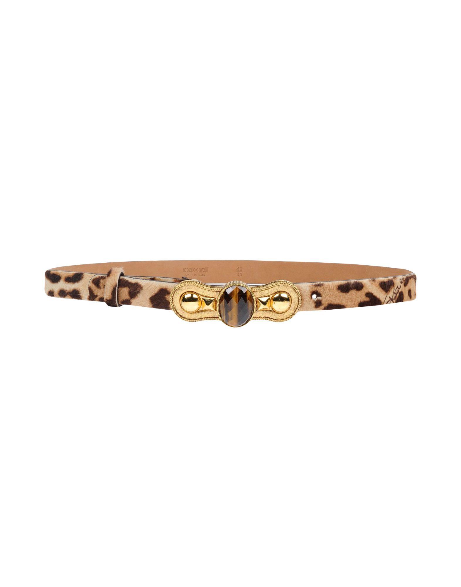 Cintura Regular Roberto Cavalli Donna - Acquista online su