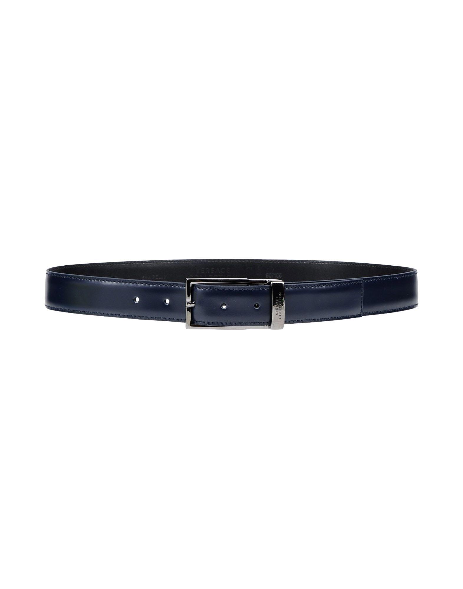 Cintura In Pelle Versace Collection Donna - Acquista online su