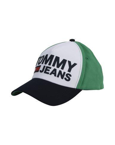 Tommy Jeans Tju Printed Bb Cap M - Hat - Men Tommy Jeans Hats online ... 21144b88a2a5
