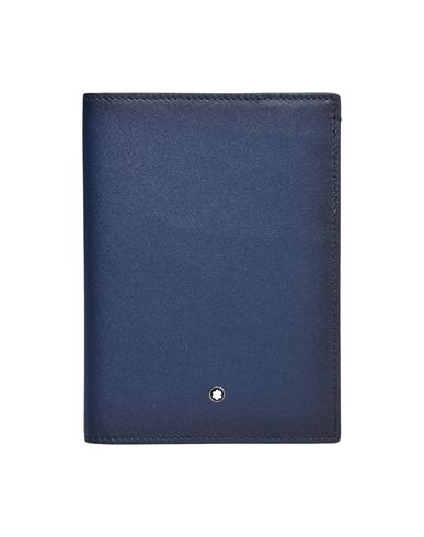 best service 736d3 ed587 MONTBLANC Document holder - Small Leather Goods | YOOX.COM