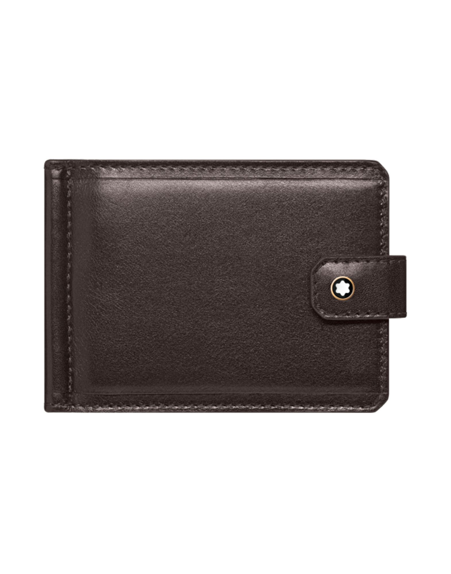 Portafoglio Montblanc 1926 Mb Heritage Wallet 6Cc Mclip S Dkbr - Donna - Acquista online su
