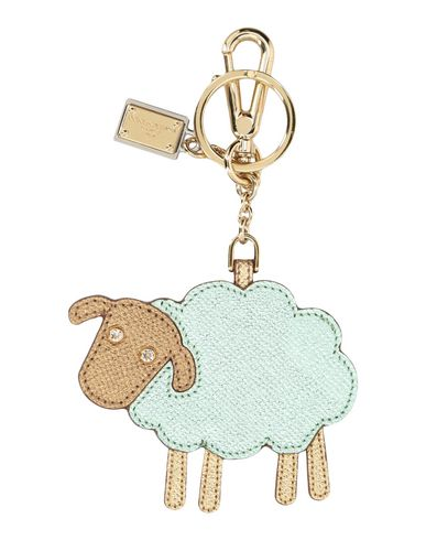 aa16b3f225 DOLCE & GABBANA Key ring - Small Leather Goods | YOOX.COM