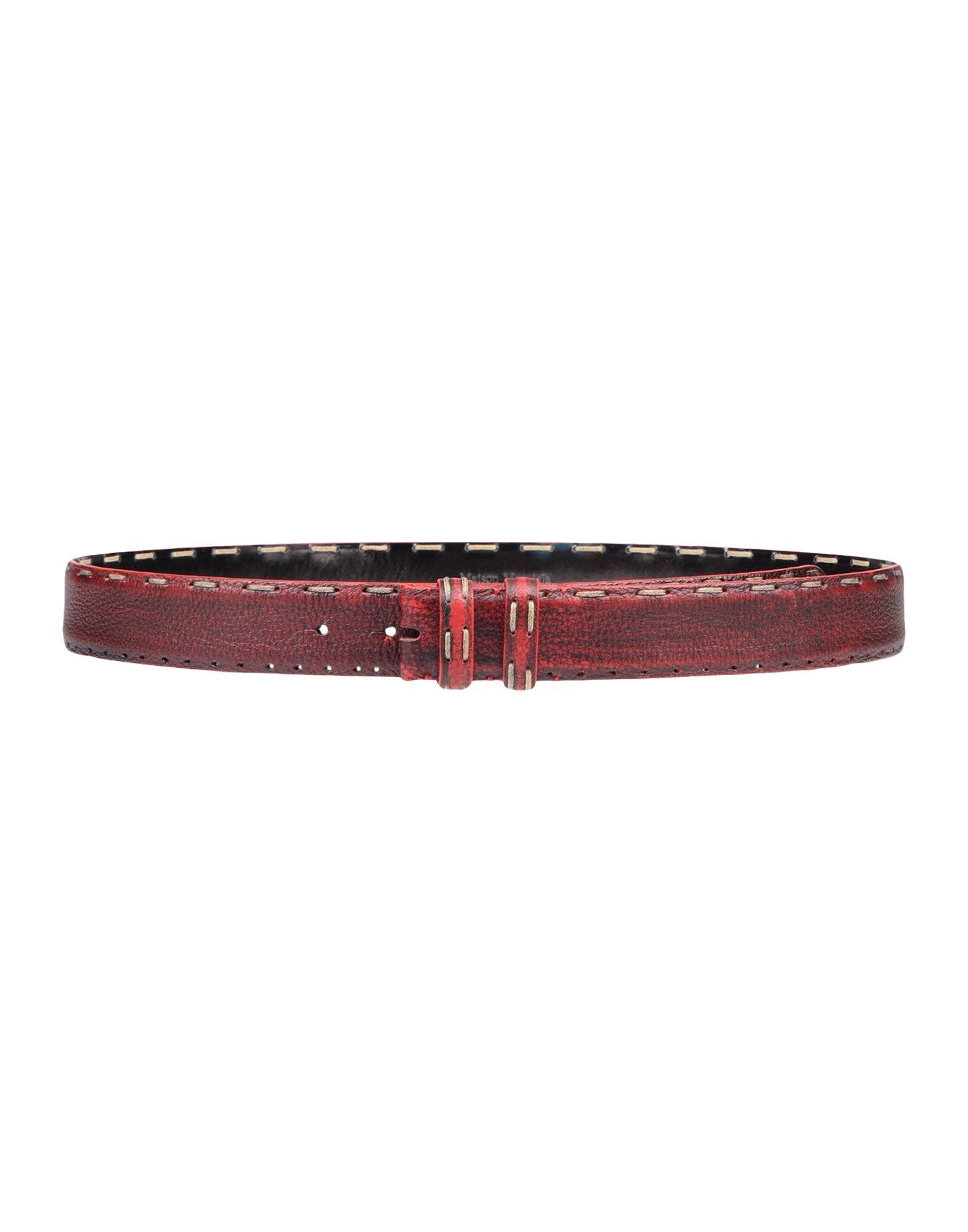 Cintura In Pelle Maison Margiela Donna - Acquista online su