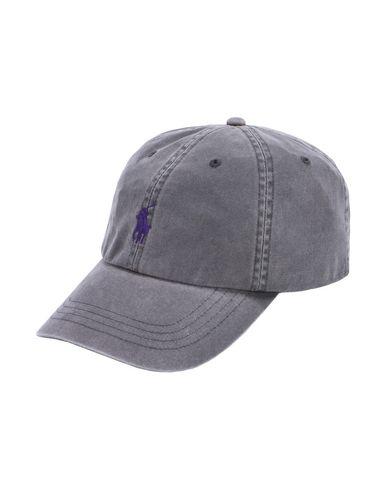 Polo Ralph Lauren Cotton Chino Cap - Hat - Men Polo Ralph Lauren ... 6acd3f8a2e2