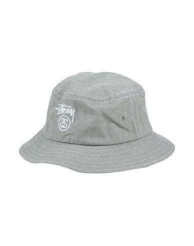 Stussy Washed Stock Lock Bucket - Hat - Men Stussy Hats online on ... 1b96da8c43ff
