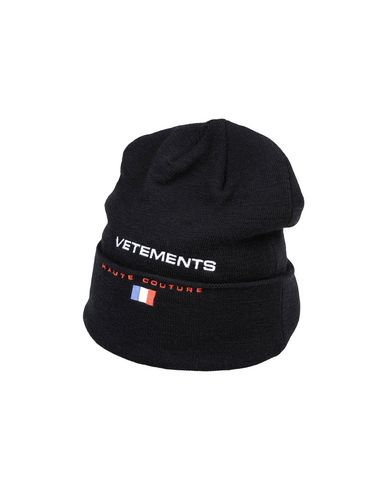 Vetements X Reebok Hat - Men Vetements X Reebok Hats online on YOOX ... ef72a8d4c7d