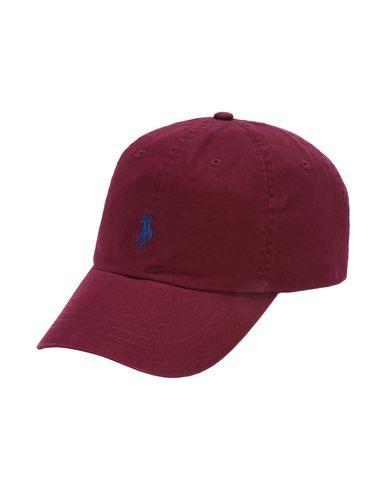Chapeau Polo Ralph Lauren Cotton Chino Cap - Homme - Chapeaux Polo ... db2fe660ac4