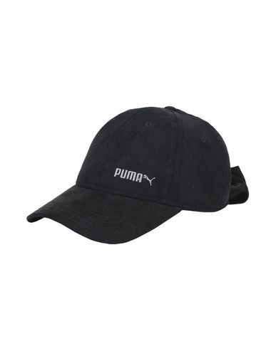 Puma Bow Cap - Hat - Women Puma Hats online on YOOX Netherlands ... 479abe4a020