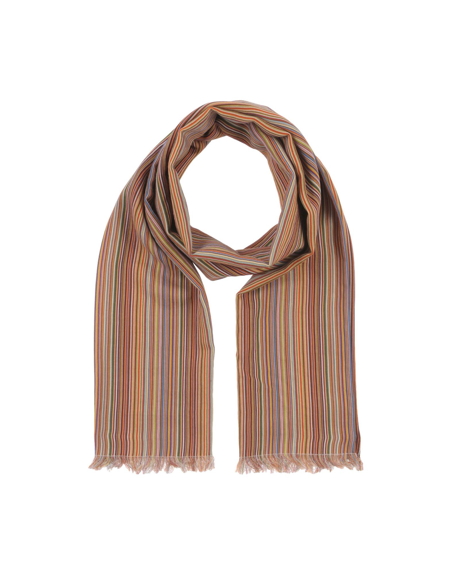 9e5cb136148 Paul Smith Scarves - Men Paul Smith Scarves online on YOOX Belgium ...