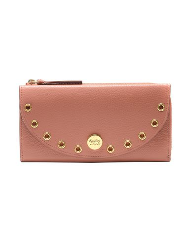 nuovo concetto 292d1 3afe4 Portafoglio See By Chloé Kriss Zipped Wallet - Donna ...