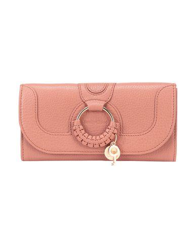 fd6e4d3b5181 See By Chloé Hana Long Wallet - Wallet - Women See By Chloé Wallets ...