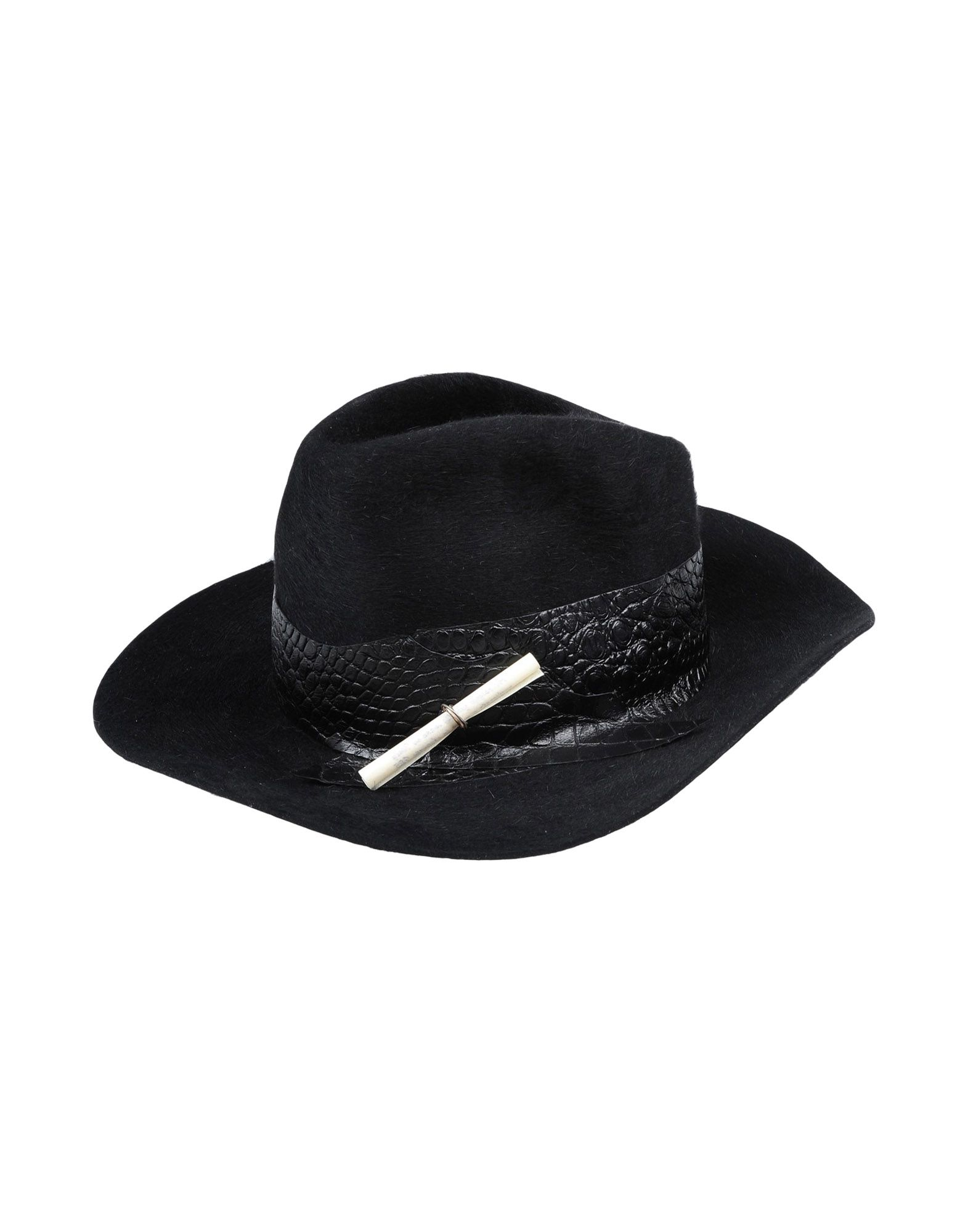 Move Officine Del Cappello Hat - Women Move Officine Del Cappello Hats  online on YOOX Poland - 46597721LN dd3d95a9cc87