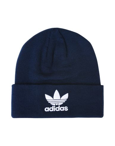 Adidas Originals Trefoil Beanie - Hat - Men Adidas Originals Hats ... c2e3eb396ed