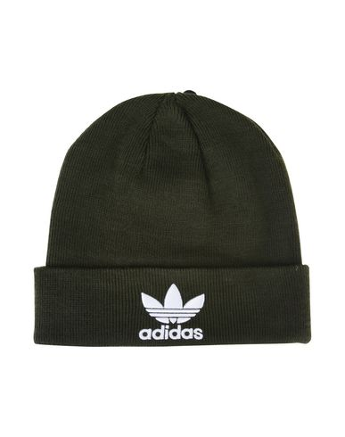 Adidas Originals Trefoil Beanie - Hat - Men Adidas Originals Hats ... 05965bb65d2d