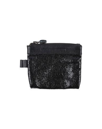 STEPHANE VERDINO Wallet in Black