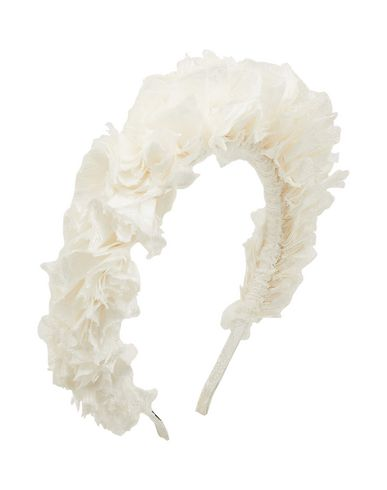 YUNOTME Hair Accessory in Ivory