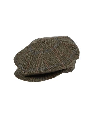 BARBISIO Hat in Military Green