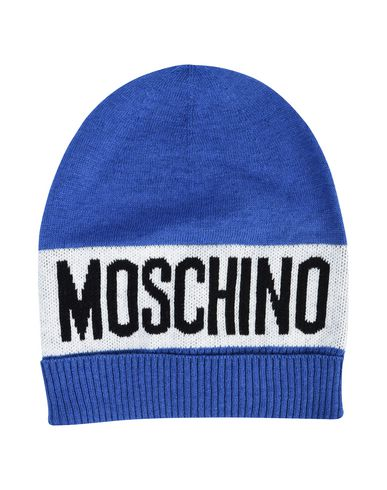 Moschino Hat Boy 3-8 years online on YOOX Finland 556ab3d85be