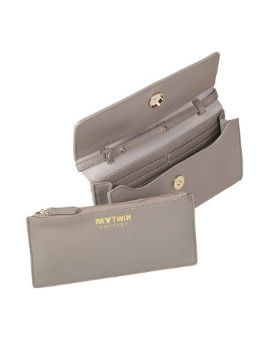 by Handbag TWIN SET MY grey TWIN Dove 5xqFnIEgw6