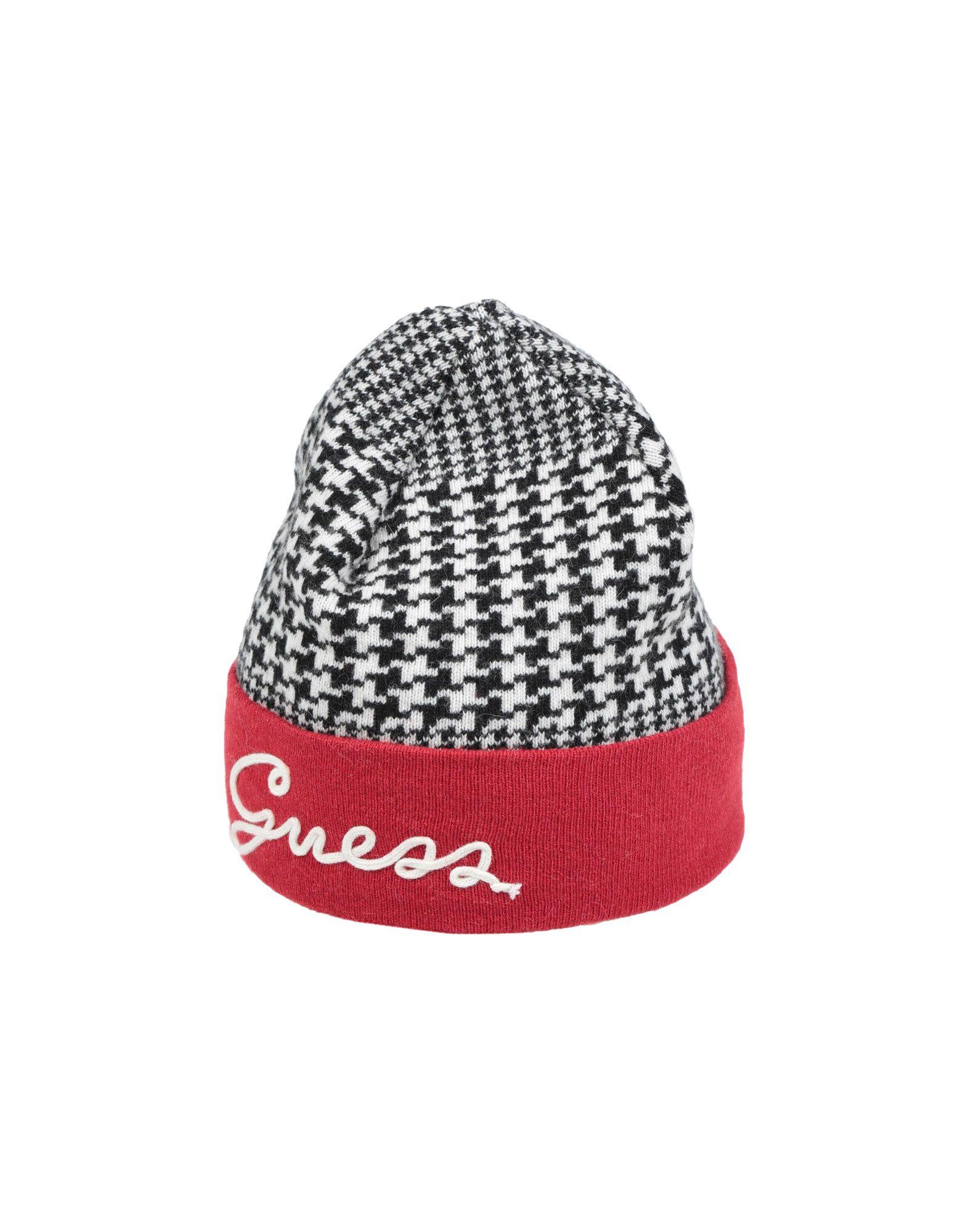 Guess Hat - Women Guess Hats online on YOOX Belgium - 46601501OQ 20085ea770cd