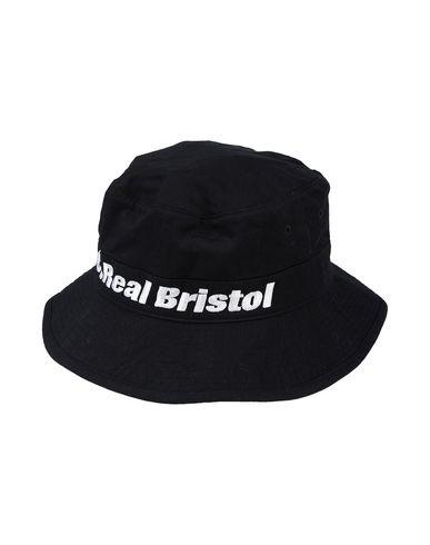 F.C. REAL BRISTOL Hat in Black