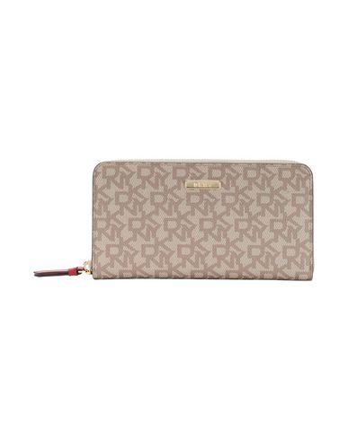 3c277f6fadc7 Dkny Bryant Zip Around - Wallet - Women Dkny Wallets online on YOOX ...