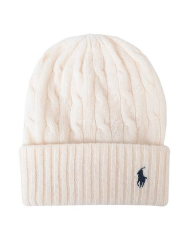 Polo Ralph Lauren Wool - Hat - Hat - Women Polo Ralph Lauren Hats ... 2e4327b87fb