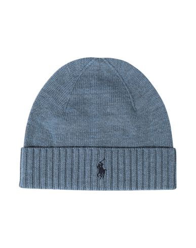 Polo Ralph Lauren Merino Wool-Hat - Hat - Men Polo Ralph Lauren Hats ... ba8f1c03aac