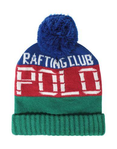 cc15c9f3634 Polo Ralph Lauren Acrylic -Hitech Hat - Hat - Men Polo Ralph Lauren ...