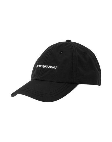 MKI MIYUKI ZOKU Hat in Black