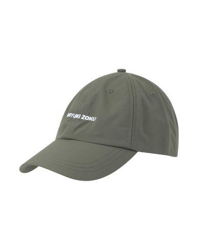 MKI MIYUKI ZOKU Hat in Military Green