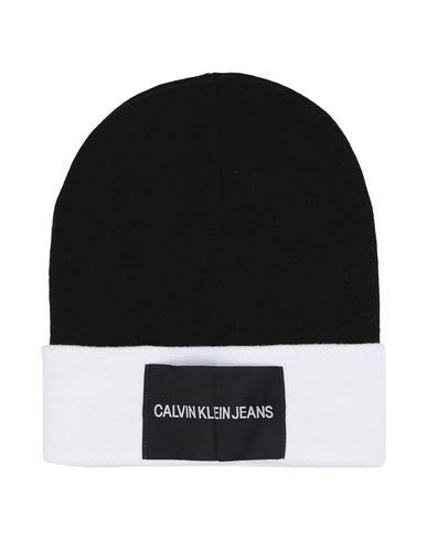 Calvin Klein Jeans J Clr Block Knitted - Hat - Men Calvin Klein ... 212df3db062