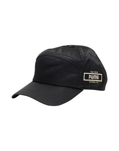 Puma Retro Satin Cap - Hat - Women Puma Hats online on YOOX United ... 9c8679658ce