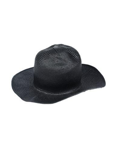 REINHARD PLANK Hat in Black
