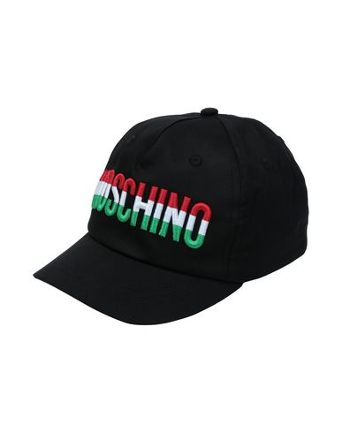 Moschino Hat Boy 3-8 years online on YOOX Netherlands a22db08c64c