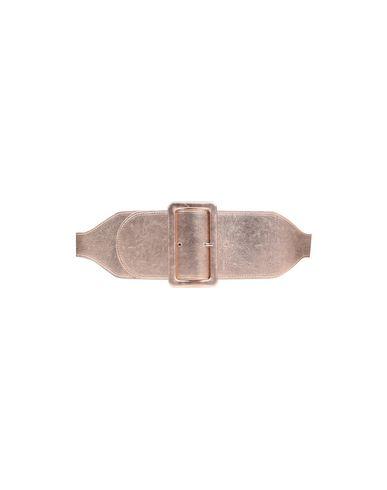LISA C BIJOUX High-Waist Belt in Platinum