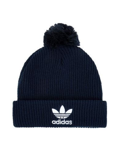 Adidas Originals Pom Pom Beanie - Hat - Men Adidas Originals Hats ... 7765ce6d512