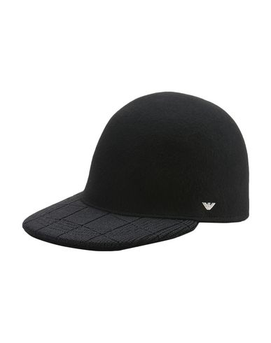 3637b521b5e6f Emporio Armani Hat - Men Emporio Armani Hats online on YOOX Hong Kong -  46612676UR