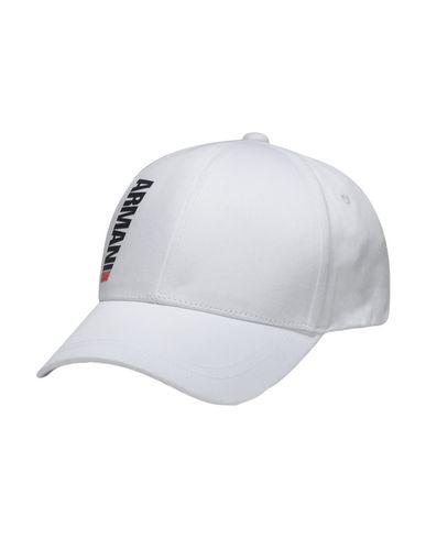 5ba6ef0991eb3 Armani Exchange Hat - Men Armani Exchange Hats online on YOOX ...