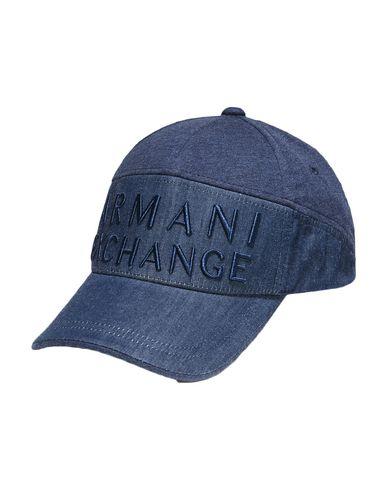 Armani Exchange Hat - Men Armani Exchange Hats online on YOOX ... c823720bb1d